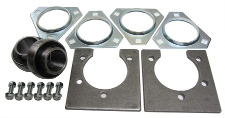 "1 1/4"" Bearing Kit  (3 hole)"