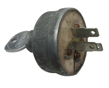 Ignition Switch (SNAPPER Rear Engine Series 1998-Present)