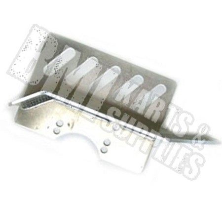 Deluxe Chain Guard for Briggs & Tecumseh