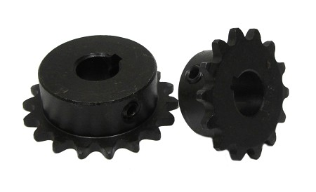 "#35 Sprocket with 5/8"" Bore (B Type)"