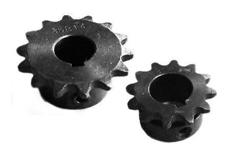 "#35 Sprocket with 3/4"" Bore (B Type)"