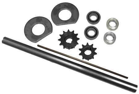 Jackshaft (3/4'') Kit for Mini-Bike or Go-Kart