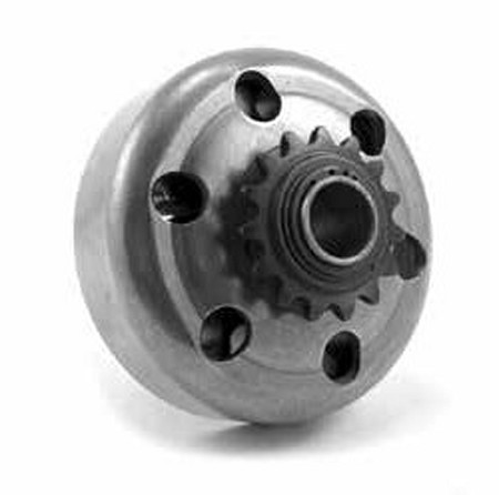 "Noram Ultimate GE Racing Clutch 3/4"" Bore, #35 Chain"