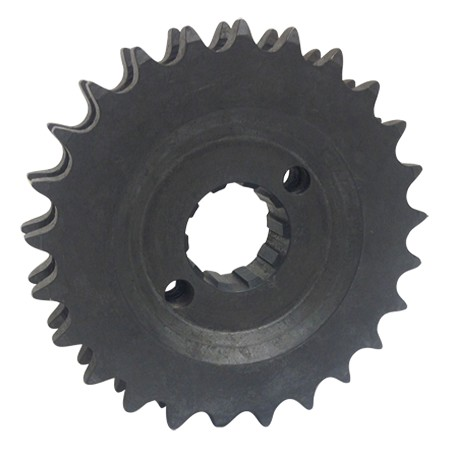 Splined Engine Sprocket 25T for Harley-Davidson Big Twins (1955+)