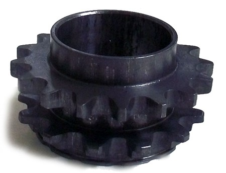 #41/40 Chain, 10T,  Hilliard Clutch Replacement Sprocket (Bushing)