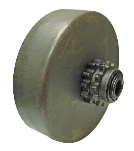 "Clutch 1"" Bore - #35 or #41 (Outboard Only)"