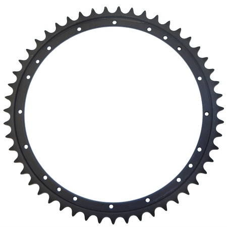 Rear Wheel Sprocket, 51T For Harley-Davidson Big Twins (1962-66)