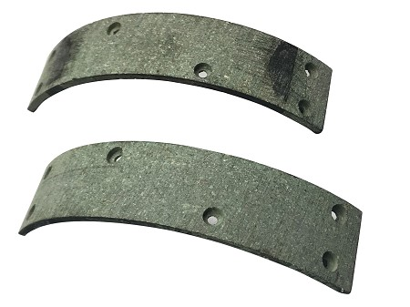 Rear Brake Linings For Harley-Davidson Twins (1938-57)