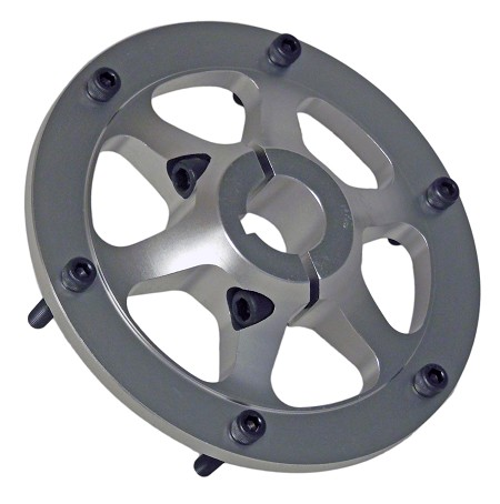 "Aluminum Sprocket Hub - 1"" Bore"