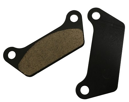 Rear Disc Brake Pads For Harley-Davidson