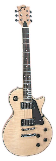 LC-10 Saga Electric Guitar Kit