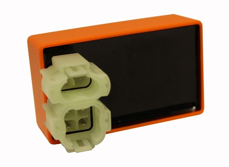AC High Performance CDI Module for 50cc-150cc GY6 Engine (Orange)