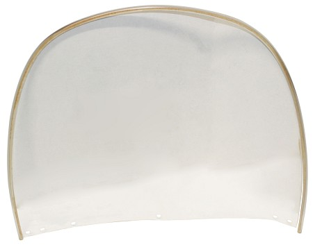 Clear Fairing / Windshield Top for FLH 1969+