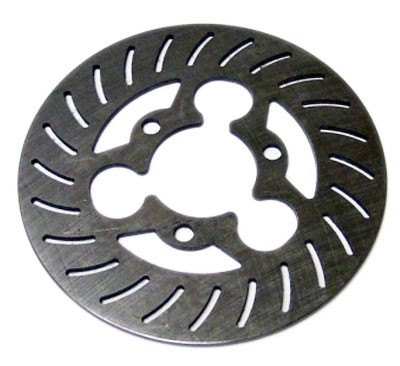"MCP Mini Lite Brake Rotor - 6"" OD x 1/8"" Thick"