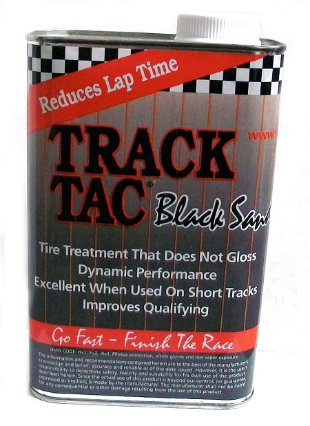 "Track Tac ""Black Sand"" - Quart (Hot, Dry, Slick Tracks )"