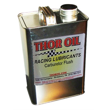 Thor Oil Carburetor Flush - Gal.
