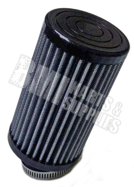 "Animal Fabric Air Filter, 1-1/4"" (Inlet) x 5"" (Tall)"