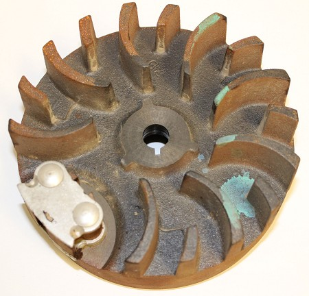 Tecumseh Flywheel - Off Returned Kart