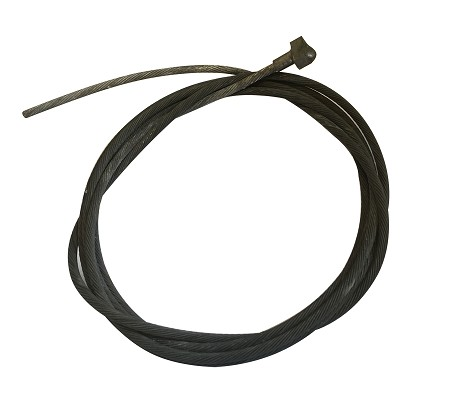 Inner Clutch Cable for Harley-Davidson Lightweights: 125cc, 165cc, & Super 10 (1952 and Later)