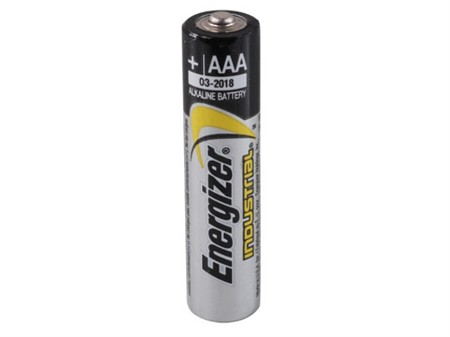 Energizer Industrial Batteries AAA Alkaline Battery (1)