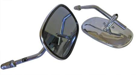Superior Rear View Motorcycle Mirrors
