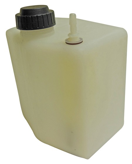 G-Man Plastic Fuel Tank - 2 Quart (Vertical)