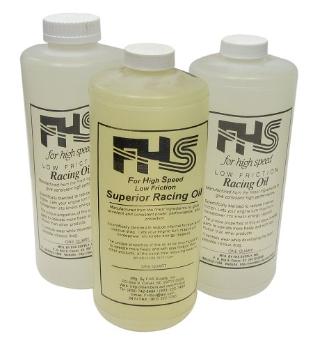 FHS Cyclone-XTC Racing Oil