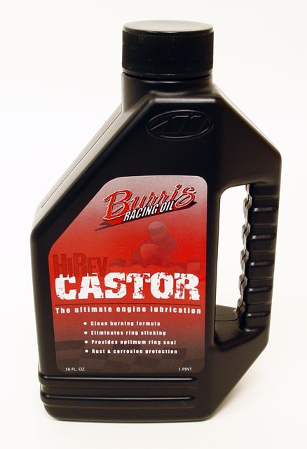 Burris HiRev Castor Oil - (16 oz.)