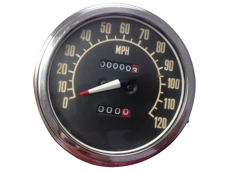 1:1 Ratio Speedometer Assembly For Harley-Davidson Fat Bobs (1986+)
