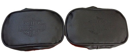 Harley-Davidson Passing / Fog Lamp Light Covers