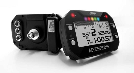 Mychron 5 Tach with Water M10 + Patch Cable