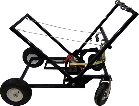One Person Kart Lift / Stand