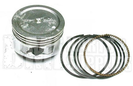 Stock Piston & Ring Set for Honda GX160 & GX200 / 5.5-6.5HP Clone Engine