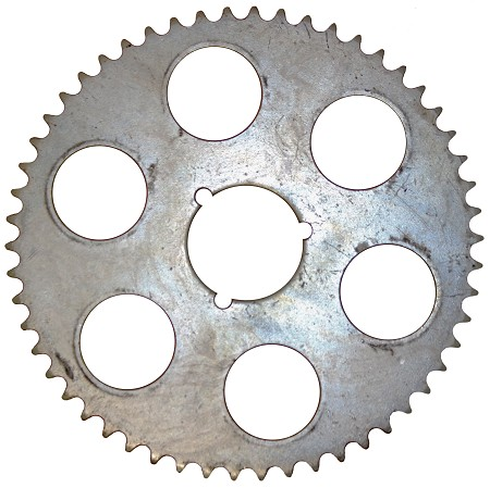 Sprocket #40 54T (2-1/4'' Bolt Circle)