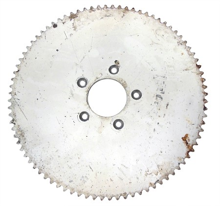 "Sprocket #35 84T (3"" Bolt Circle)"