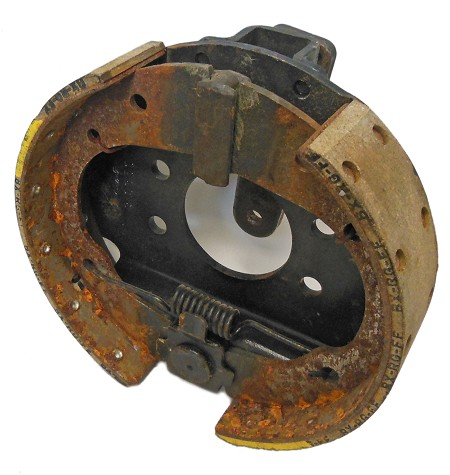 "7"" Internal Expanding Brake Assembly"