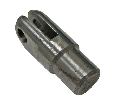 "Slot Clevis for Frame Tubing with 5/8"" ID"