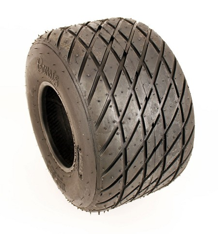 "6"" Burris Treaded Tires, TX-Series (11 x 5.5 x 6)"