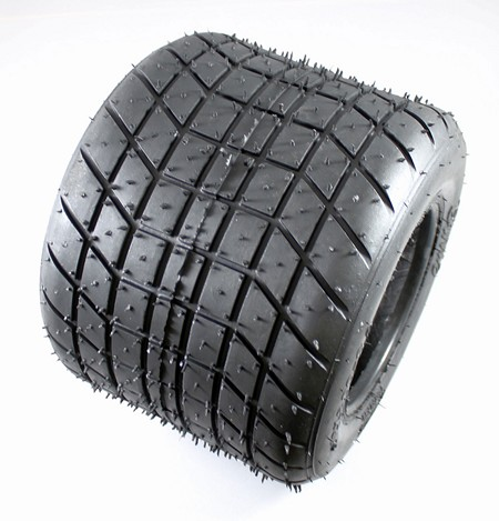 "6"" Burris Treaded Tires, TX-Series (12 x 8.0 x 6)"