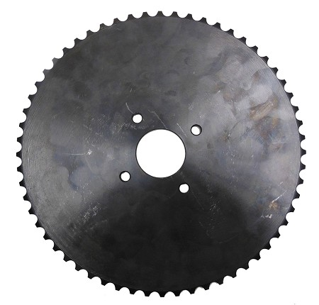 "Sprocket #40 60T (2-13/16"" Bolt Circle)"