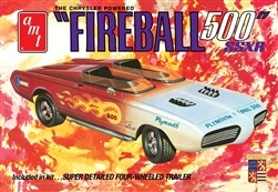 AMT George Barris Fireball 500 (Commemorative Pkg) 1:25 Scale Model Kit