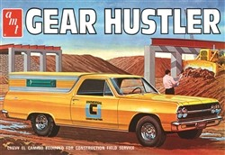 "AMT 1965 Chevy El Camino ""Gear Hustler"" 1:25 Scale Model Kit"