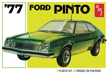 AMT 1977 Ford Pinto 1:25 Scale Model Kit
