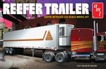 AMT Reefer Semi Trailer 1:24 Scale Model Kit