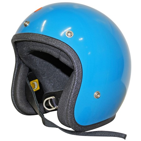 Vintage All Sport Adult Motorcycle Helmet (Fiberglass)