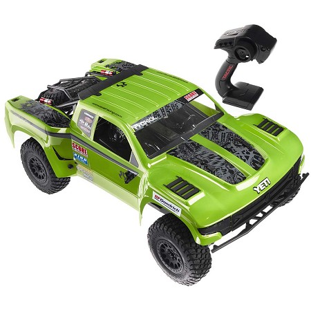 Axial Racing 1/10 Yeti SCORE Trophy Truck BL 4WD RTR - Brushless