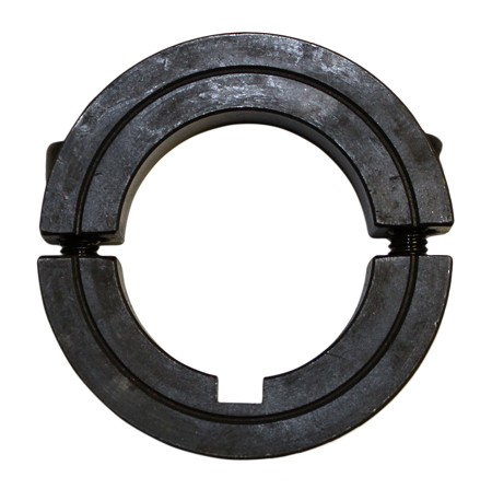 Steel Split Locking Collar - 35mm