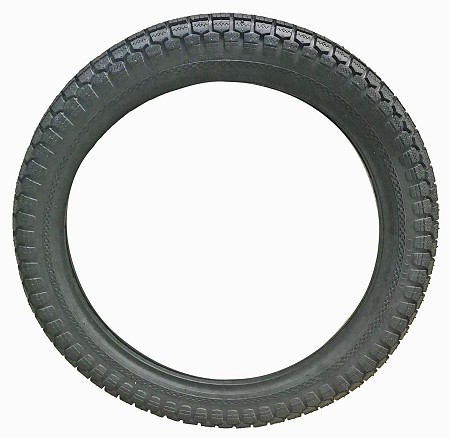 Checkered Sports Blackwall Million Motorcycle Tire (2.75-18)