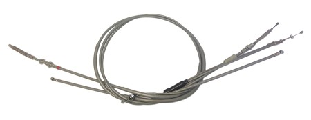 High Bar Cable Kit for Honda CB350 Motorcycle
