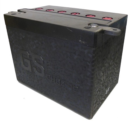 GS Motorcycle Battery 12V - 32Ah